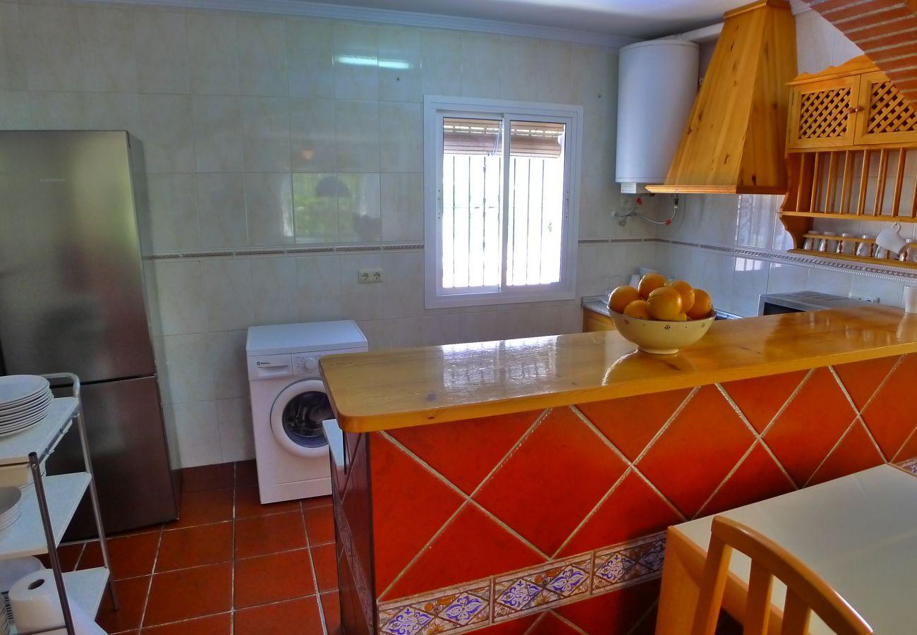 Villa en Frigiliana - 3 Dormitorios | Villa Jazmin | CG R1149