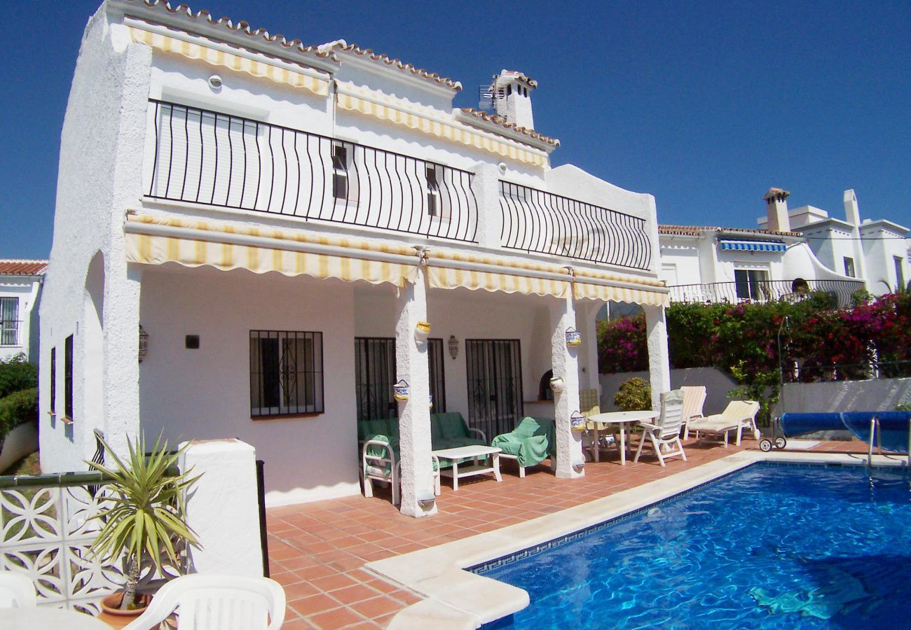 Villa in Nerja - 3 Bedrooms | Villa Antonietta | CG R397
