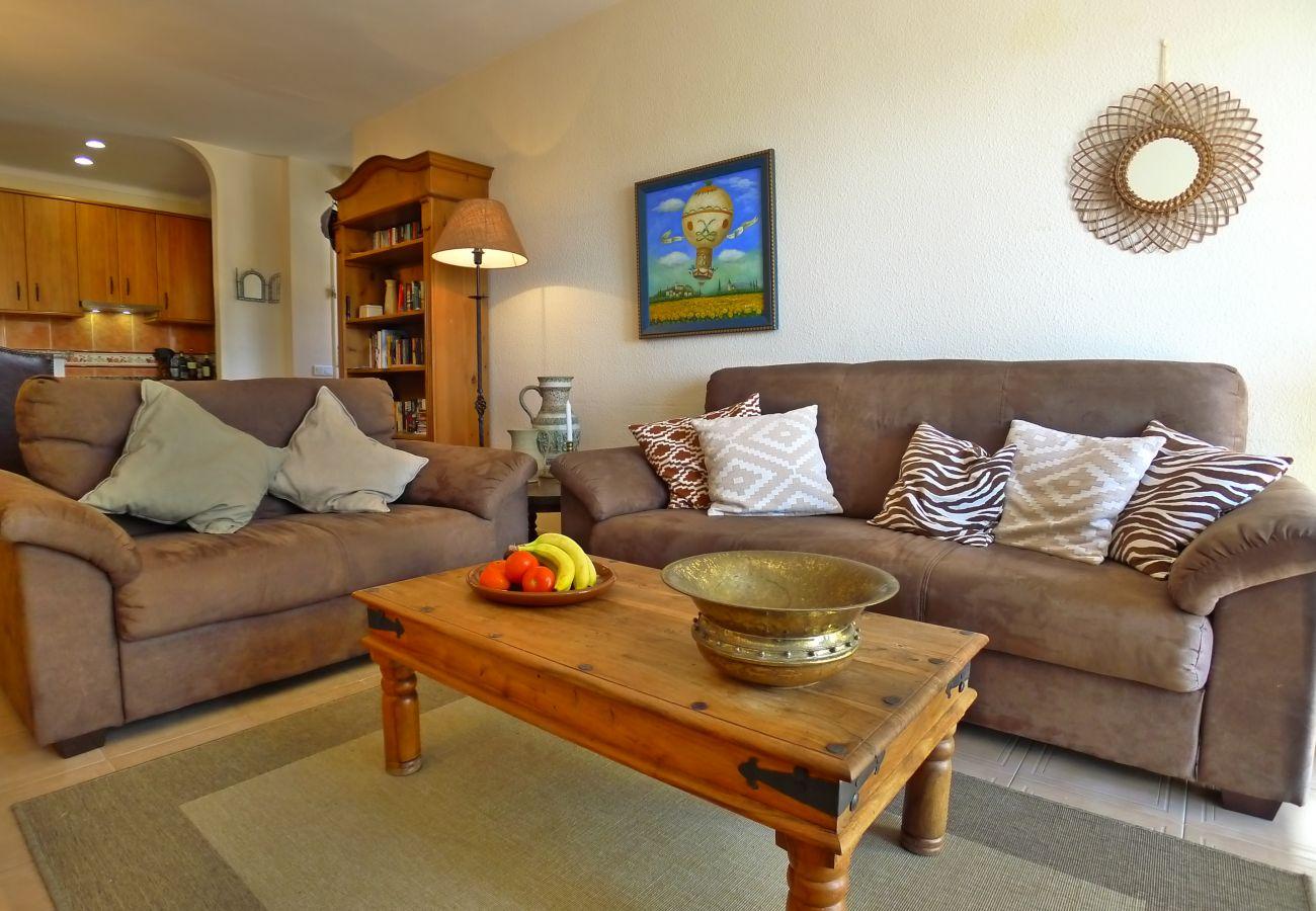 Apartment in Nerja - 2 Bedrooms | Alamar 1, nº3 | CG R1306