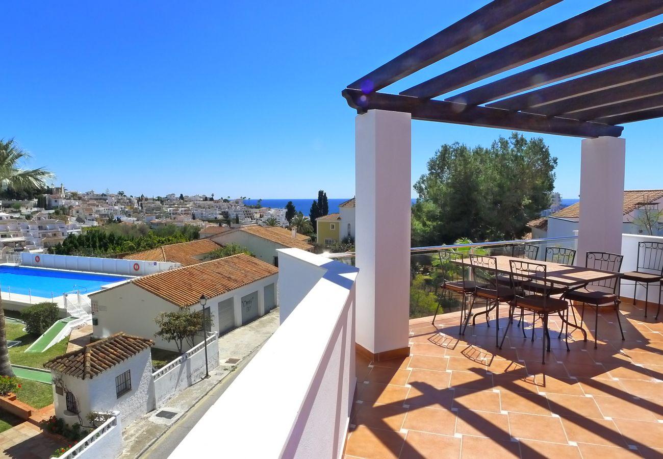 Villa in Nerja - 4 Bedrooms | Casa DiTetta | CG R1183