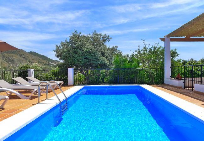 Villa/Dettached house in Frigiliana - 3 Bedrooms | Villa Jazmin | CG R1149