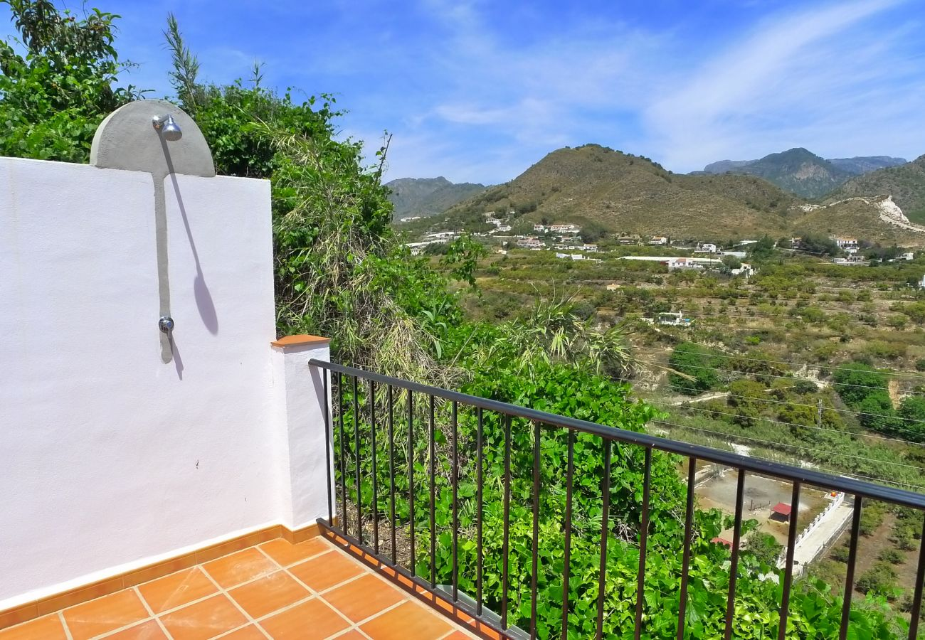 Villa in Frigiliana - 3 Bedrooms | Villa Jazmin | CG R1149